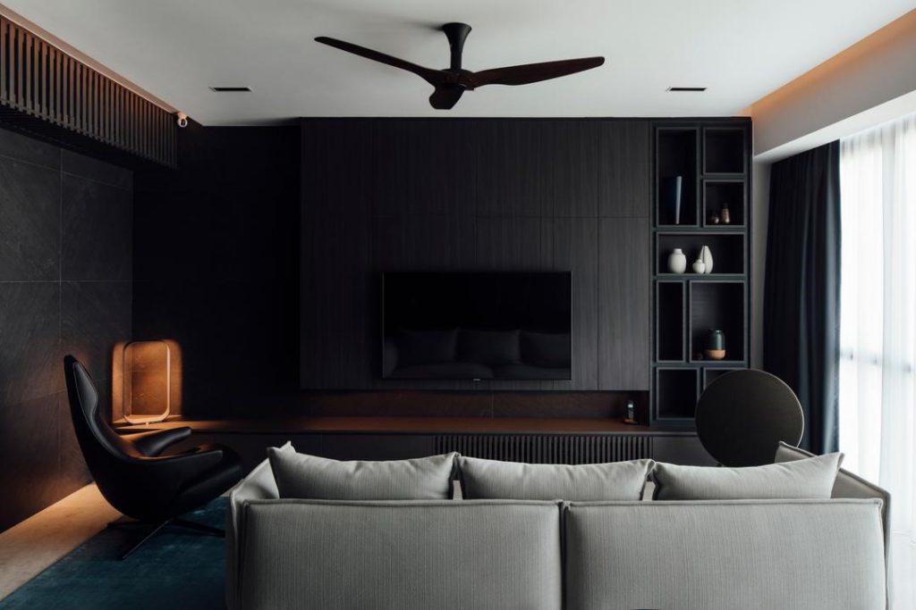 8 Modern Dark Interiors That We Love Mynicehome