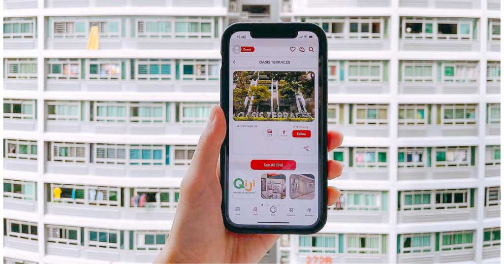 New Shopperlink App Enhances The Hdb Retail Experience